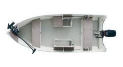 Sylvan Boats 1400 Super Snapper Utility Boat