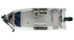 Sylvan Boats 1600 Super Snapper Utility Boat