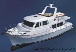 2012 - Symbol Yachts - 48 Symbol Long Range Classic PCH