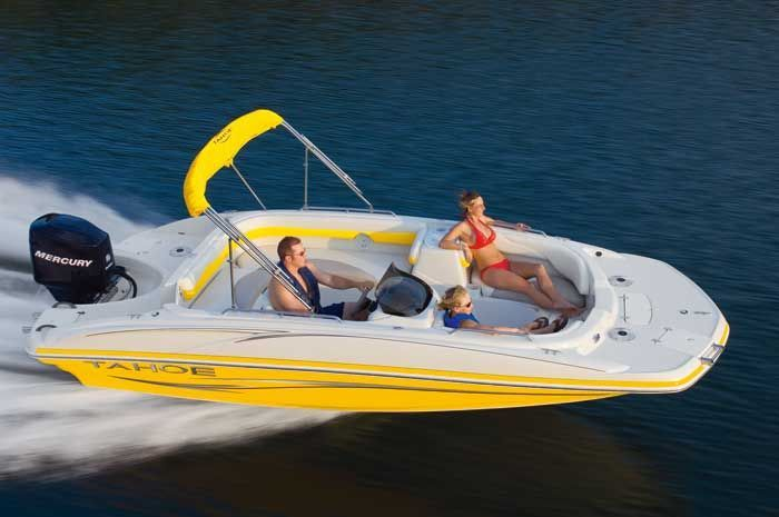 Research Tahoe 195 Deck Boat on iboats.com