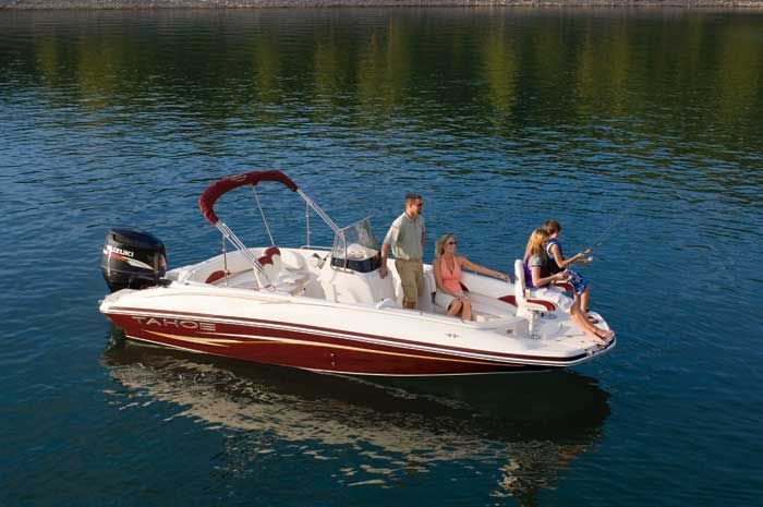 Research Tahoe 215 Cc Deck Boat On Iboats Com