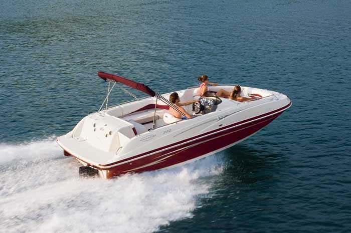 Research Tahoe 222 Deck Boat on iboats com
