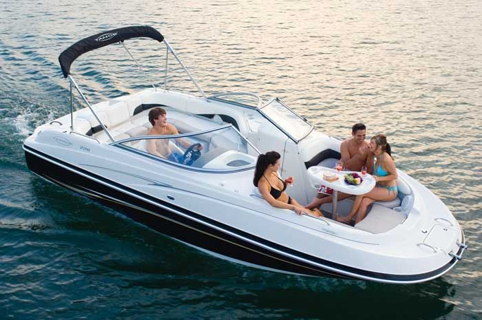 Research Tahoe 228 Deck Boat On Iboats Com