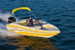 Tahoe Q4 Sport OB Bowrider Boat