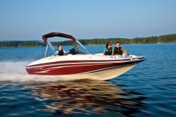 2012 - Tahoe Boats - 215 Xi