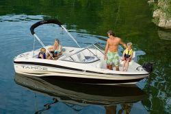 Tahoe Boats - Q4 Sport Fish