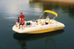 2010 - Tahoe Boats - 195 IO