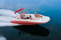 2010 - Tahoe Boats - 215 Xi IO