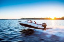 2017 - Tahoe Boats - 450 TF Outboard