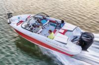 2017 - Tahoe Boats - 550 TF Outboard