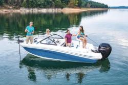 2018 - Tahoe Boats - 450 TF Outboard
