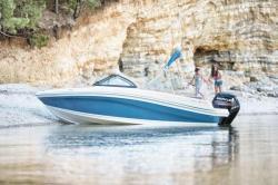 2018 - Tahoe Boats - 450 TS Outboard