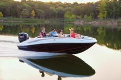 2020 - Tahoe Boats - T16