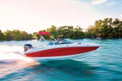 2021 - Tahoe Boats - 550TS