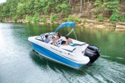 2021 - Tahoe Boats - 450 TS