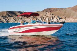 Tahoe Q7i SF SkiFish Fish and Ski Boat