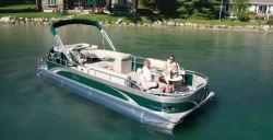 2012 - Tahoe Pontoons - 24 Vista RC