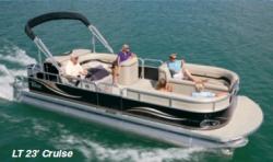 2012 - Tahoe Pontoons - 23 LT Cruise