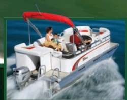 2012 - Tahoe Pontoons - 16  Sport Family RE