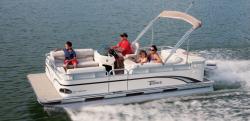 2014 - Tahoe Pontoons -  GT Cruise 18-