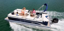 2014 - Tahoe Pontoons -  GT Cruise 20-