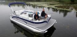 2014 - Tahoe Pontoons - 25- LT Bow Fish