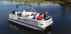 2014 - Tahoe Pontoons - Vista Quad Fish 20