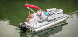 2015 - Tahoe Pontoons - 16- Sport Cruise