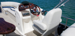 2015 - Tahoe Pontoons - 23- Vista Quad Fish