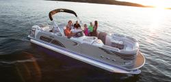 2015 Tahoe Pontoon Boats Vision Entertainer 27'