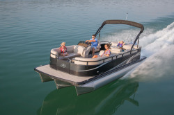 2018 - Tahoe Pontoons - 19- GT Cruise 2