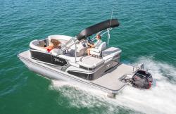 2018 - Tahoe Pontoons - LTZ Cruise 20