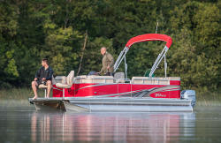2018 - Tahoe Pontoons - Sport Rear Fish 16-