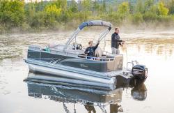 2018 - Tahoe Pontoons - Sport Bow Fish 18-