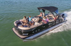 2018 - Tahoe Pontoons - 27 Vision Entertainer