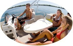 Tahoe Pontoons Aspen 24 Pontoon Boat