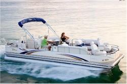 Tahoe Pontoons Classic RCRF 24 Pontoon Boat
