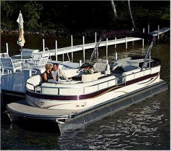 Tahoe Pontoons Grand Tahoe 29 Pontoon Boat