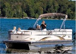 Tahoe Pontoons Sierra 20 Pontoon Boat