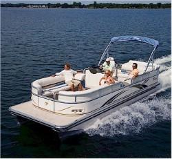 Tahoe Pontoons Sierra 24 Pontoon Boat