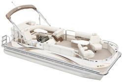 Tahoe Pontoons Sierra RC 22 Pontoon Boat