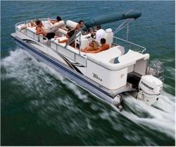 Tahoe Pontoons Sierra RC 24 Pontoon Boat