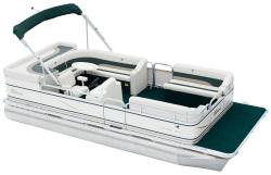 Tahoe Pontoons Cascade 20 Pontoon Boat