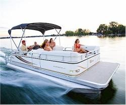 Tahoe Pontoons Blue Ridge 20 Pontoon Boat