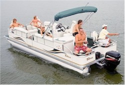 Tahoe Pontoons SE-V RCRF 24 Pontoon Boat
