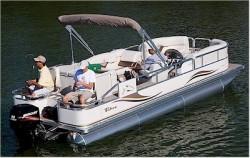 Tahoe Pontoons SE-V RF 22 Pontoon Boat