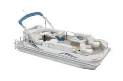 Tahoe Pontoons Vista RC 22 Pontoon Boat