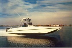 Hydra Powerboats/ Hydra 33 CC