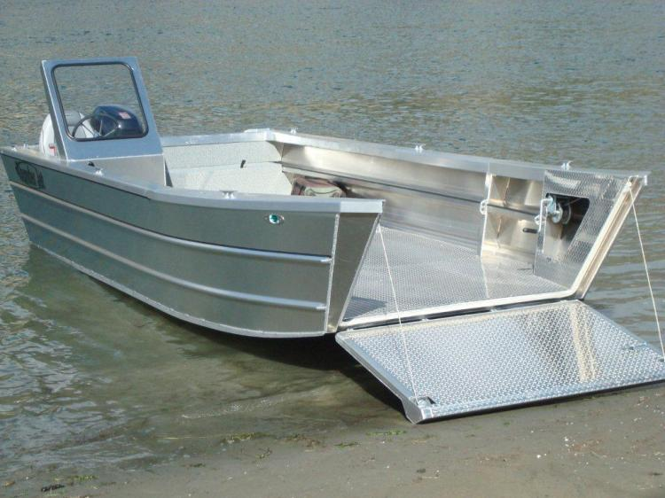 Research 2011 - Thunderjet Boats - Landing Craft on iboats.com