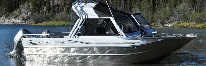 Research 2013 - Thunderjet Boats - Alexis Offshore on iboats com